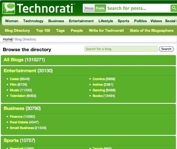 technorati-blog-directory